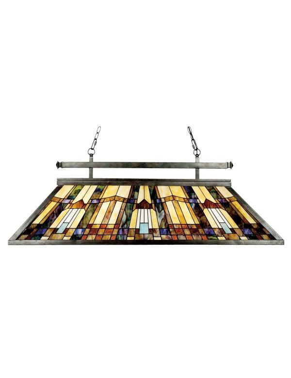 Ozdobna lampa nad stół INGLENOOK ISLE - Quoizel
