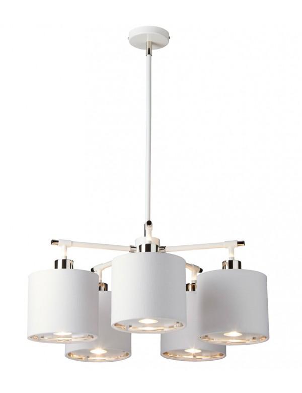 Żyrandol z pięcioma źródłami światła BALANCE 5 - Elstead Lighting