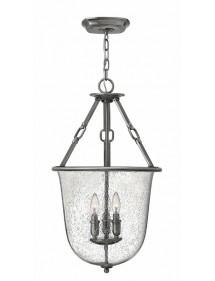 HK/DAKOTA/P lampa wisząca na bardzo długim łańcuchu - Hinkley