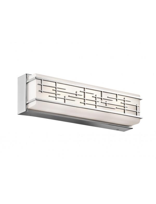 Nowoczesna lampa ścienna led do łazienki ZOLON M - Kichler