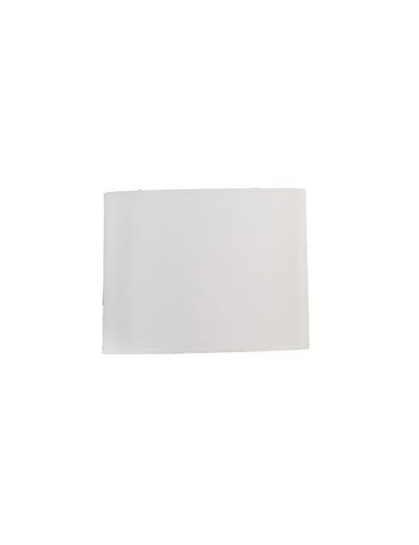 LS1132 (30cm) biały abażur w kształcie walca - Lui's Collection