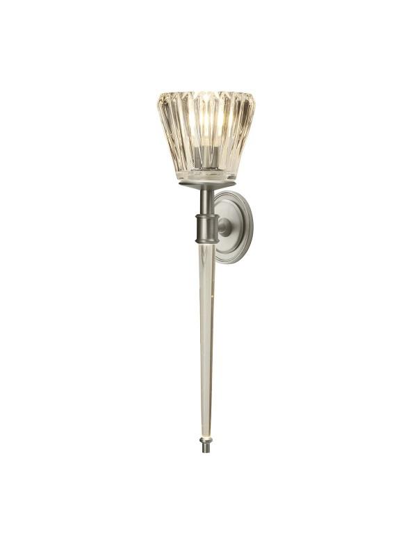 Łazienkowy kinkiet w kształcie pochodni AGATHA - Elstead Lighting