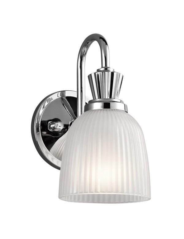 KL/CORA1 BATH kinkiet łazienkowy w kształcie dzwonu - Kichler