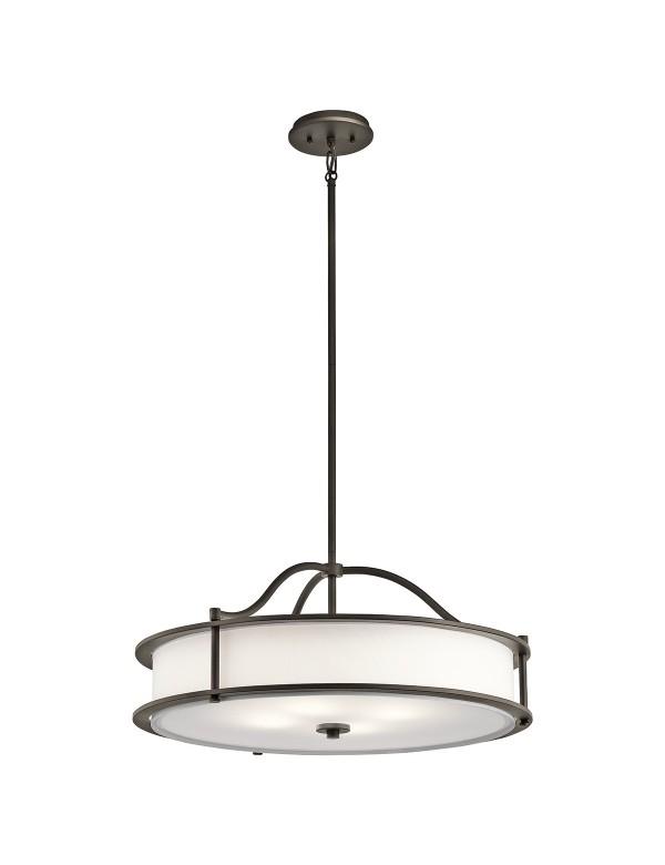 KL/EMORY/P/M lampa wisząca z możliwością montażu jako plafon - Kichler
