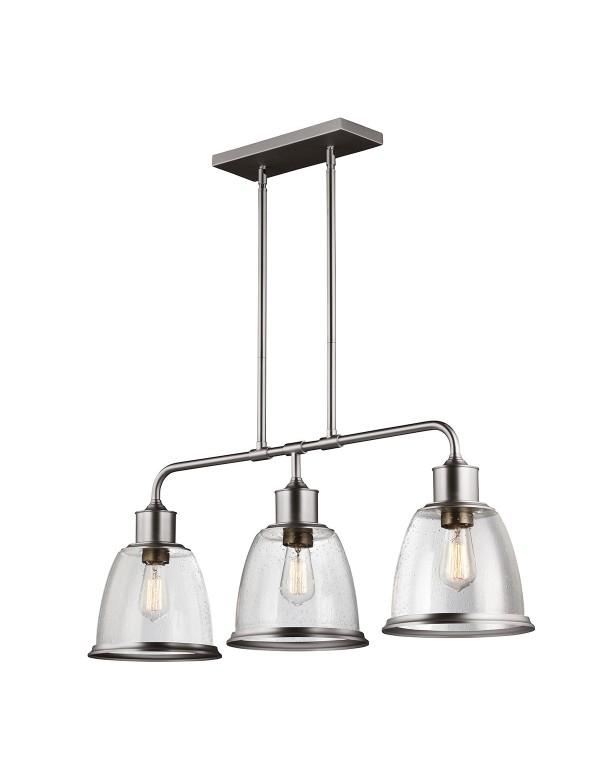 FE/HOBSON/3P lampa wisząca na sztywnym zwieszeniu - Feiss