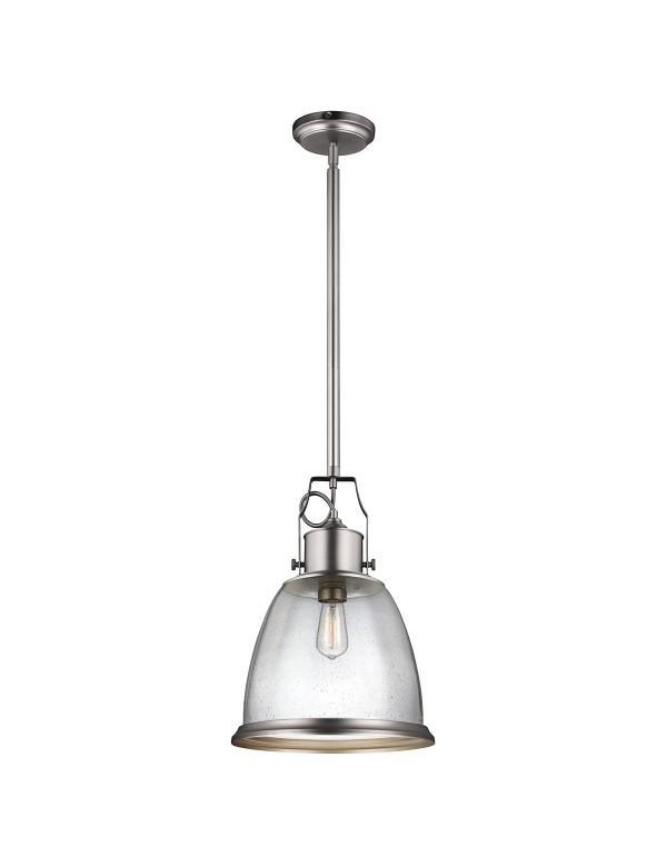FE/HOBSON/P/L sufitowa lampa ze szklanym kloszem - Feiss
