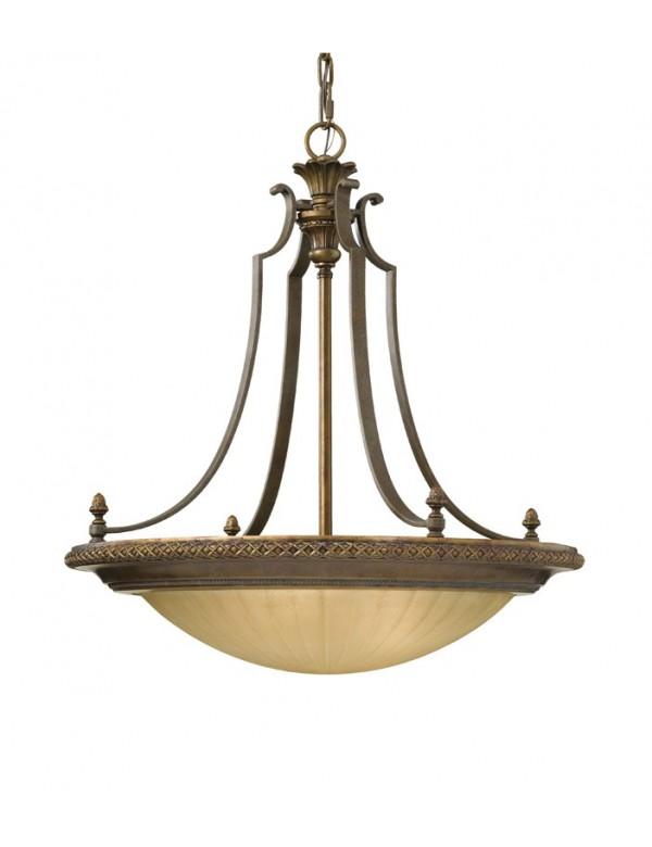 Wisząca niebywała lampa Kelham Hall - Feiss