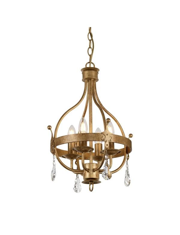 WINDSOR4 żyrandol klasyczny o kulistym kształcie - Elstead Lighting