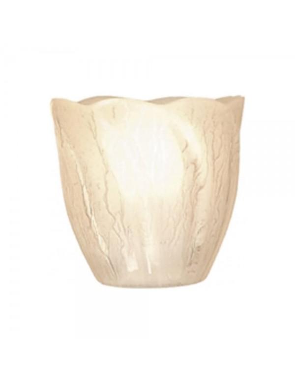 Szykowny szklany klosz GS54 - Elstead Lighting