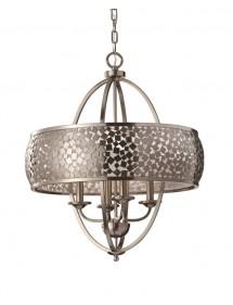 Gustowna lampa wisząca Zara I - Feiss