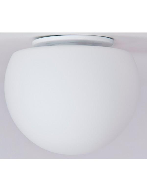 Kinkiet MOON szklana lampka ścienna - Azzardo