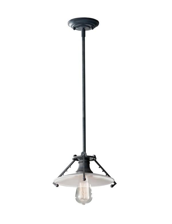 Ładna wisząca lampa Urban Renewal III - Feiss