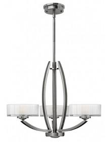 Atrakcyjna lampa wisząca Meridian 3873 - Hinkley