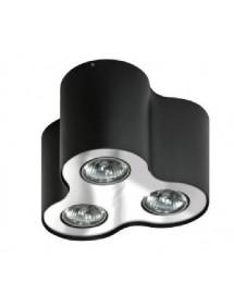 NEOS 3 - lampa sufitowa  z trzema źródłami światła - Azzardo