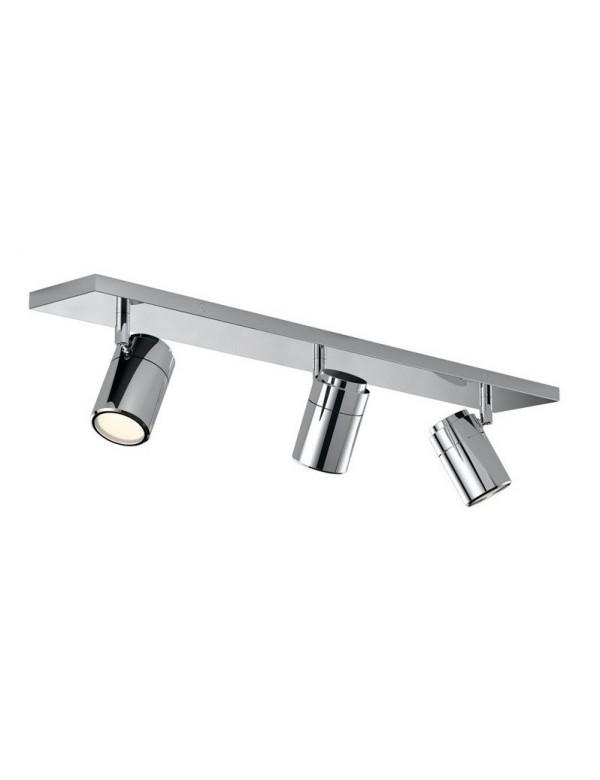 Oprawa łazienkowa z trzema kierunkowymi reflektorkami NOEMIE 3  - Azzardo