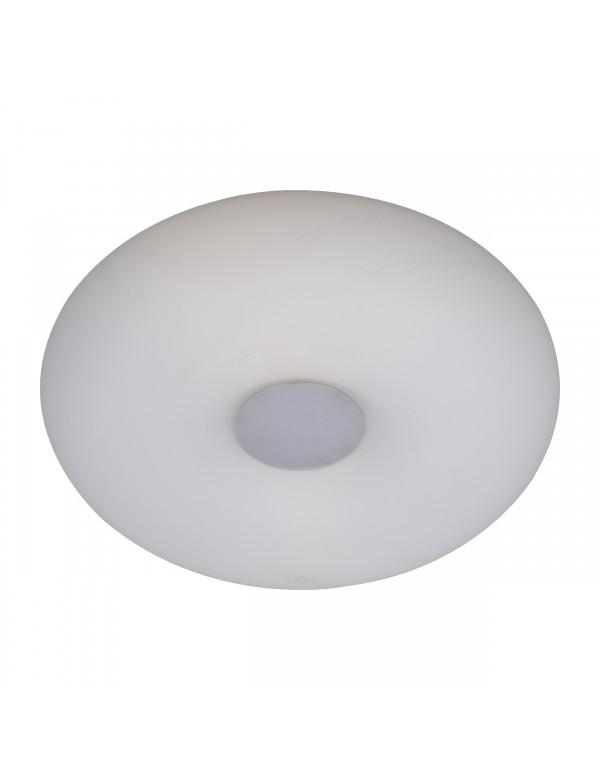 Okrągły szklany plafon łazienkowy OPTIMUS 33 - Azzardo