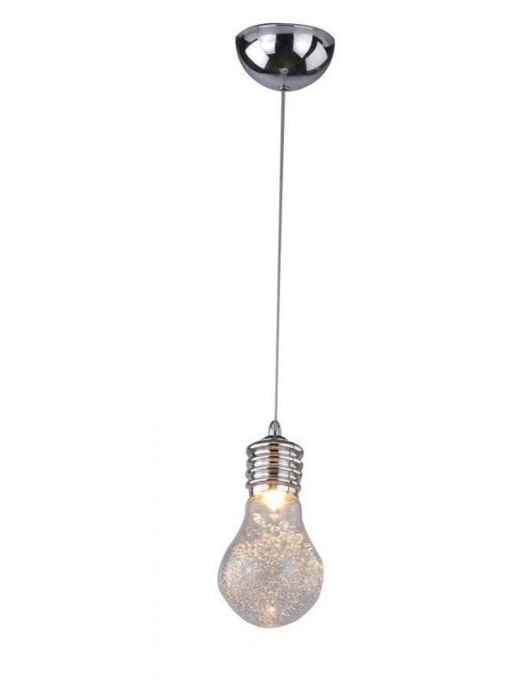 OTUS 1 pojedyncza lampa wisząca w kształcie żarówki - Azzardo