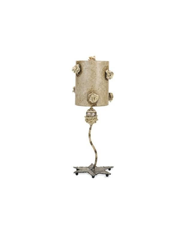 Nowoczesna lampa stołowa La Fleurette - Flambeau