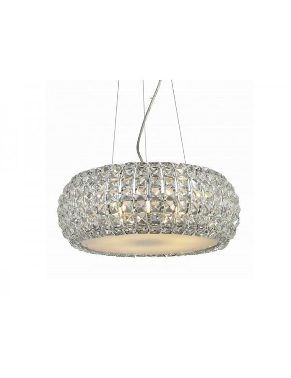 Ekskluzywna lampa kryształowa SOPHIA 6 wisząca - Azzardo