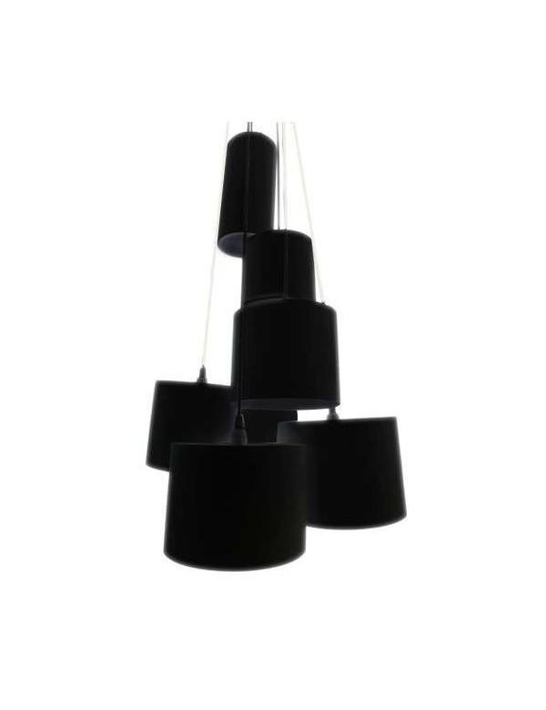 SOLVIG wisząca lampa z siedmioma abażurami - Azzardo