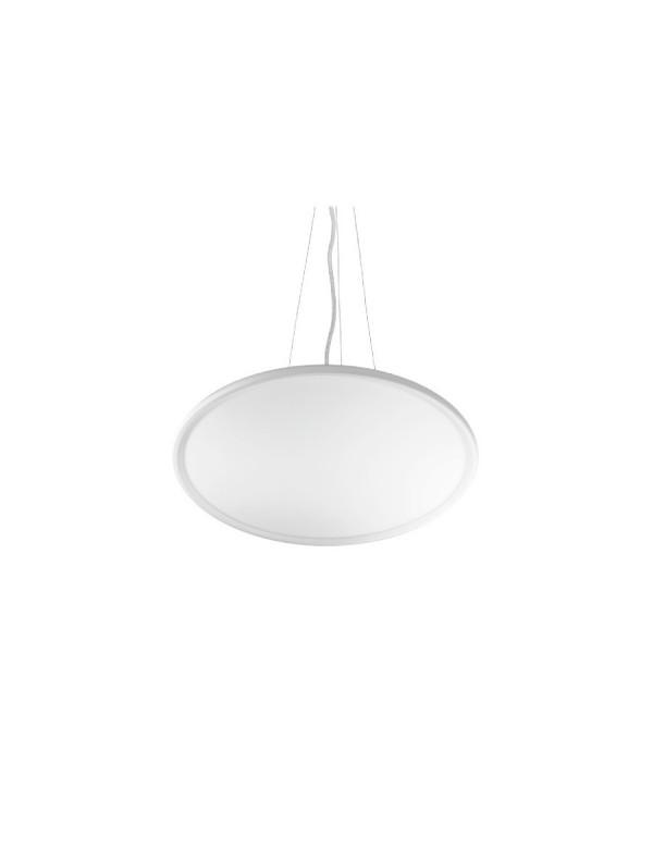 Okrągła lampa wisząca led - SNELLO 72 - Azzardo