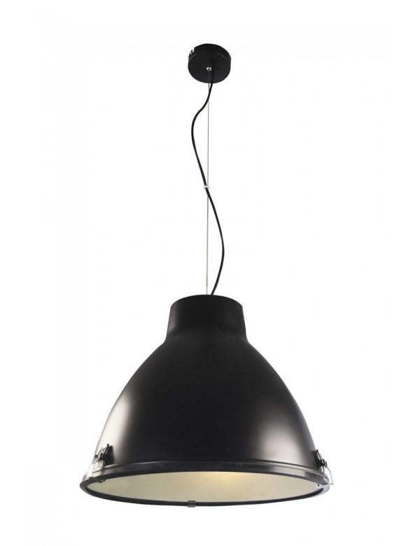Industrialna lampa wisząca TYRIAN w surowym stylu - Azzardo