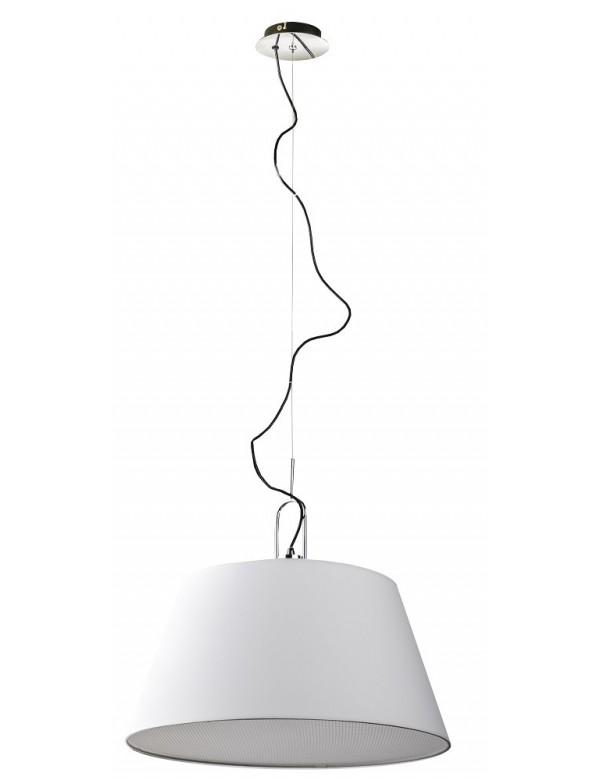 ALICANTE wisząca lampa ze stożkowatym abażurem - Azzardo