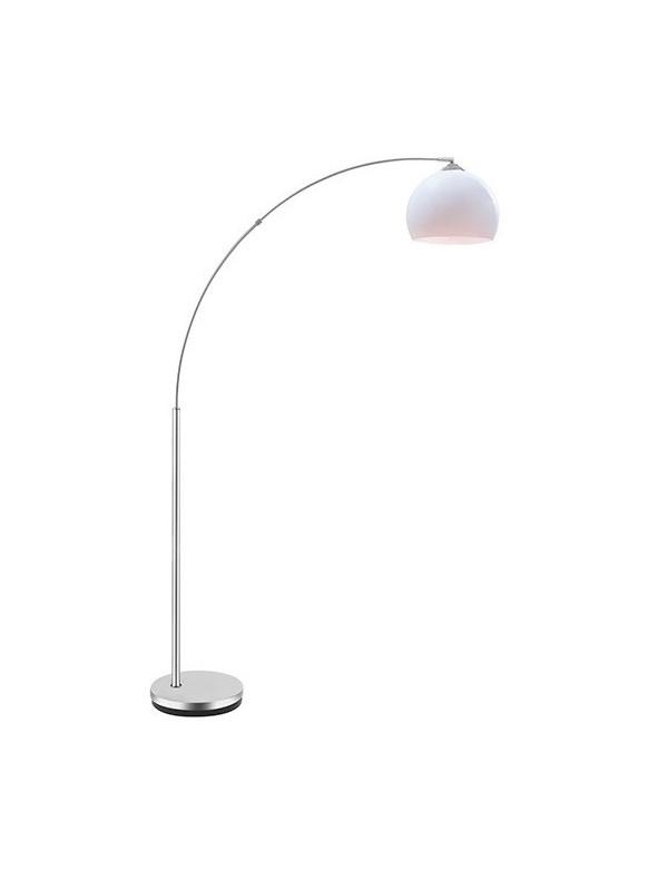 Lampa podłogowa z abażurem na pałąku GIO ECO - Azzardo