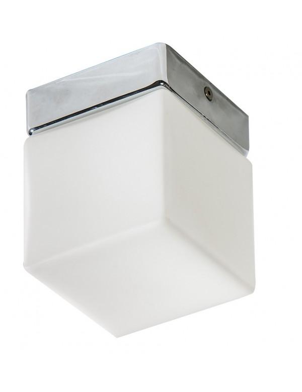 Kostka MIL sufitowy plafon łazienkowy - Azzardo