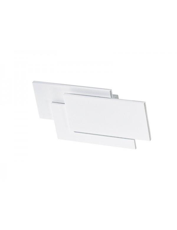 Nowoczesny płaski kinkiet LED CLOVER - Azzardo