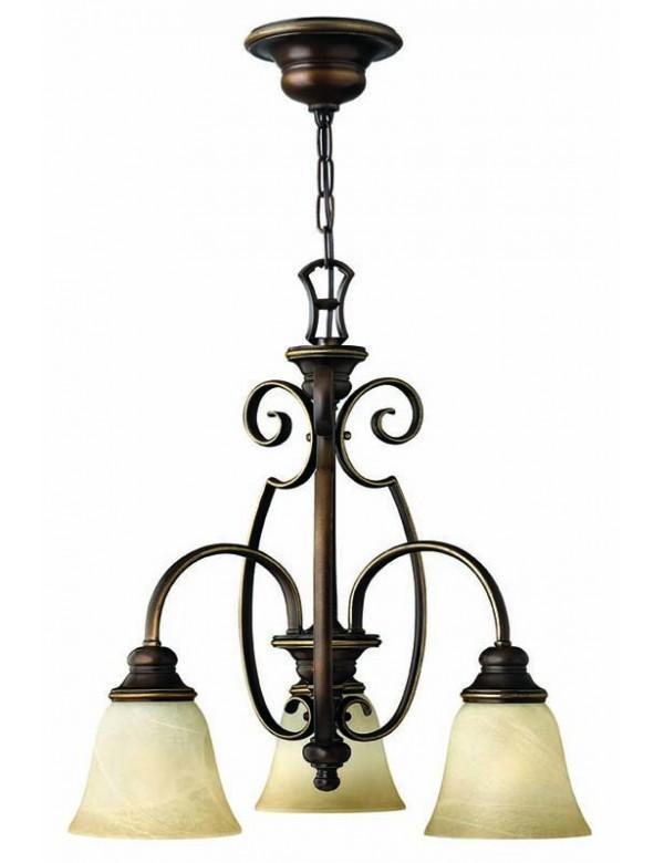Czarująca lampa wisząca Cello 4563 - Hinkley