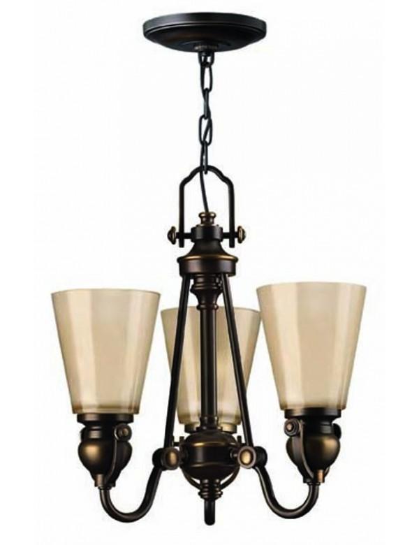 Lampa wisząca klasyczna Mayflower 4163 - Hinkley