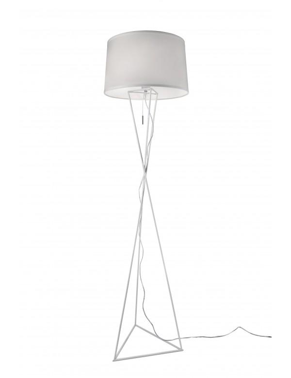 NEW YORK LP podłogowa lampa z abażurem z tkaniny - Villeroy & Boch