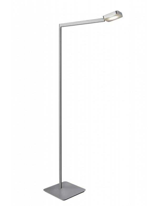 FINESS LP nowoczesna lampa podłogowa z płaskim kloszem led - Sompex