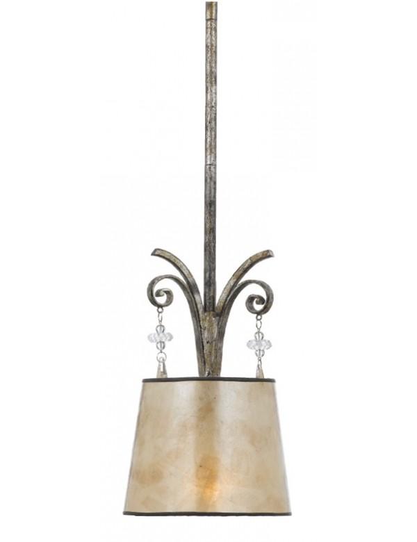 Elegancka sufitowa oprawa Kendra 1507 - Quoizel