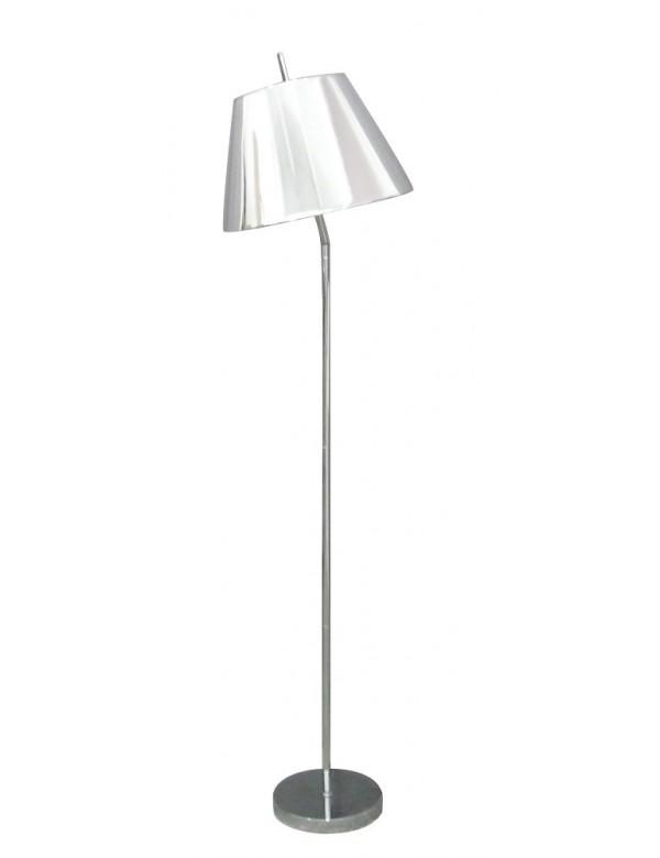 Lampa podłogowa ROTTO LP z pochylonym abażurem - Zuma Line