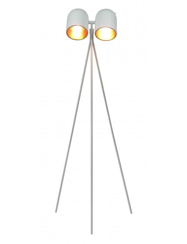 Podwójna lampa podłogowa ASTON dwie wersje kolorystyczne - Zuma Line