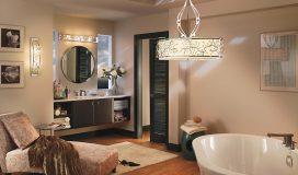 Oświetlenie łazienkowe Kichler