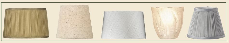 Abażury i klosze – szklane i materiałowe osłony do różnych modeli lamp