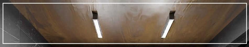 Plafony łazienkowe - lampy sufitowe o podwyższonym IP do łazienki