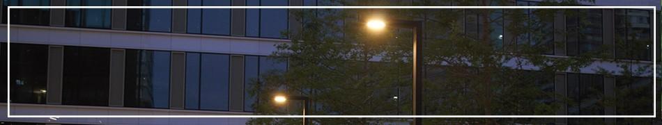 Lampy na słup – są to klosze do zamontowania na słupie