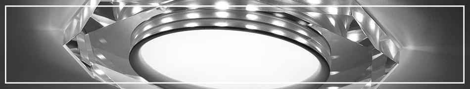 Oczka stropowe - oferujemy ciekawe sufitowe lampki sufitowe