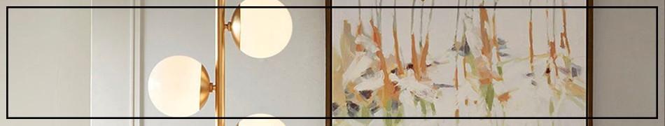 Proste lampy podłogowe, stojące lampy na prostych, sztywnych statywach