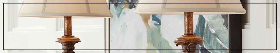Klasyczne lampy stołowe - zapoznaj się z ofertą lamp stołowych klasycznych
