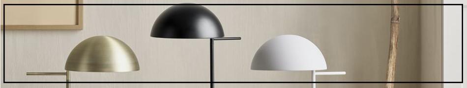 Polecamy nowoczesne lampy stołowe producentów z całego świata
