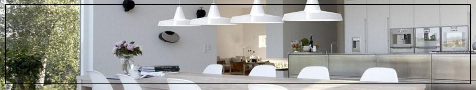 Lampy wiszące nad stół