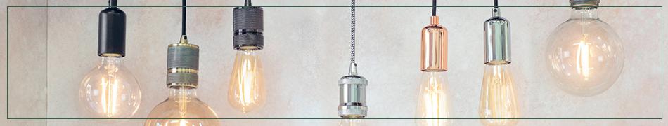 Loftowe lampy wiszące